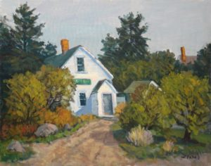 The School House, Monhegan