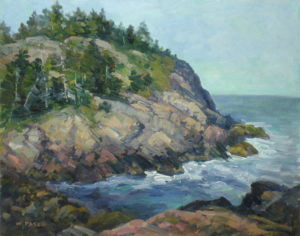 Monhegan Island Ledges