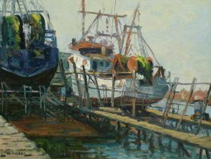 Dry Dock, Gloucester, Ma