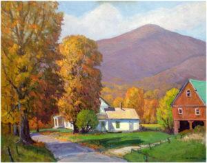 Farm Below Greylock, Adams, Ma