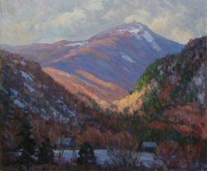 Greylock Mountain, Adams, Ma