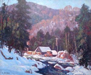 Readsboro Saw Mill, Vt