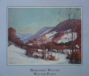 Winter In The Berkshires